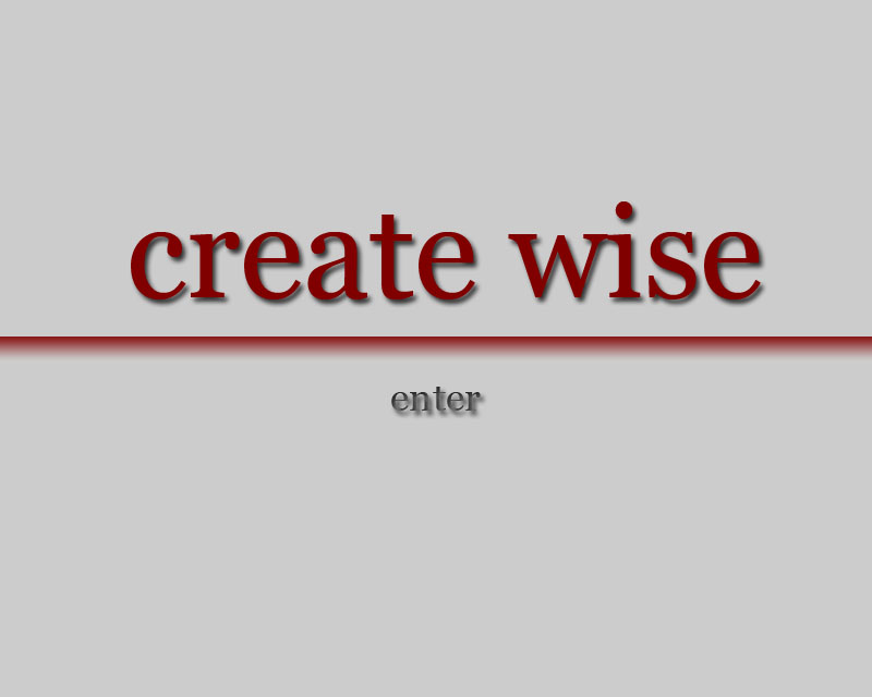 Create Wise